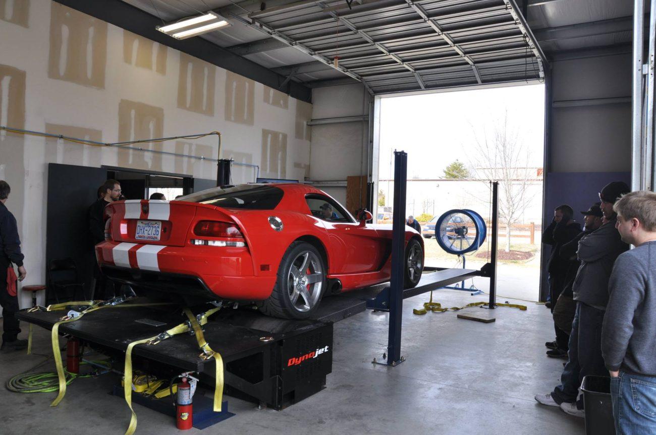 Dyno Tuning - Mass Acceleration Motorsports