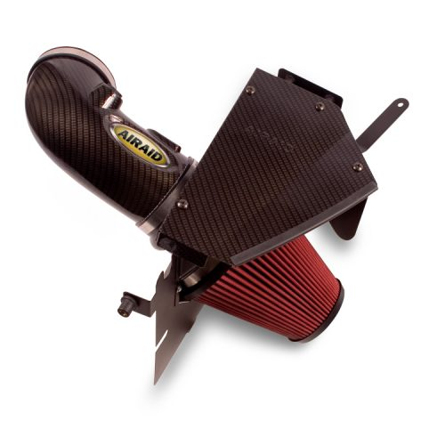 AIRAID Cadillac CTS-V 2009-15 SynthaFlow Carbon Fiber Cold Air Intake System
