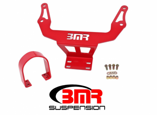 BMR Suspension Dodge Challenger 2008-18 Driveshaft Safety Loop