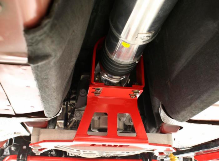 BMR Suspension Dodge Challenger 2008-18 Driveshaft Safety Loop