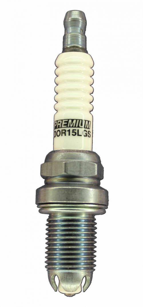 Brisk PREMIUM Racing DOR15LGS Spark Plug (Lamborghini Design)