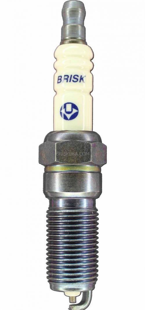 Brisk Silver Racing RR15YS Spark Plugs