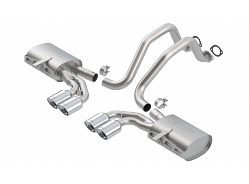 Borla C5 Corvette Z06 Cat-Back™ Exhaust Touring