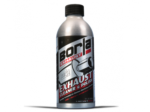 Borla Stainless Steel Exhaust Cleaner & Polish