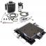 Nitrous Express Dodge 6.2 HEMI Billet Supercharger Lid w/ Water/Methanol
