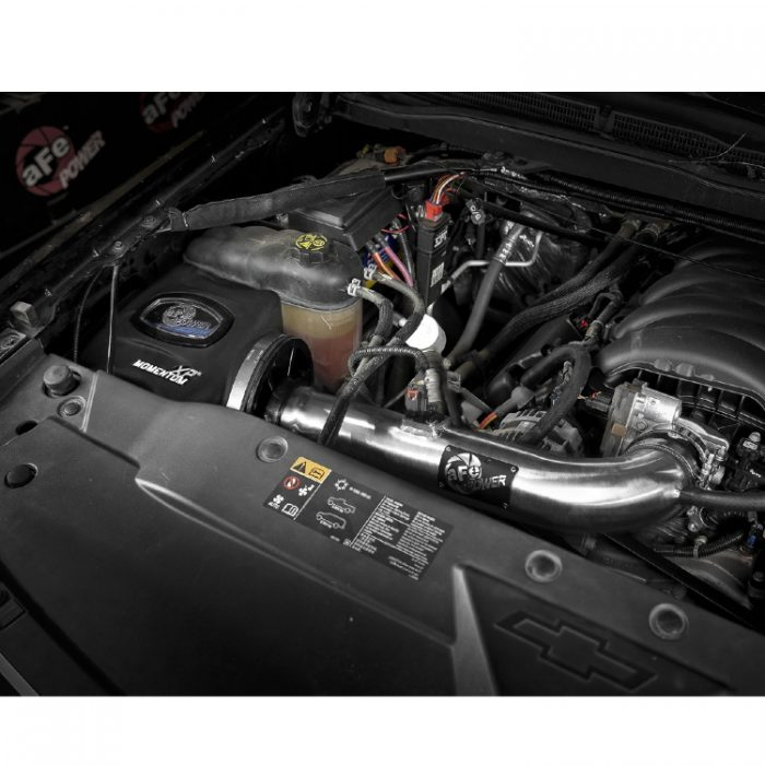 aFe Power GM Trucks/SUVs 2014+ 5.3/6.2L Momentum XP Cold Air Intake