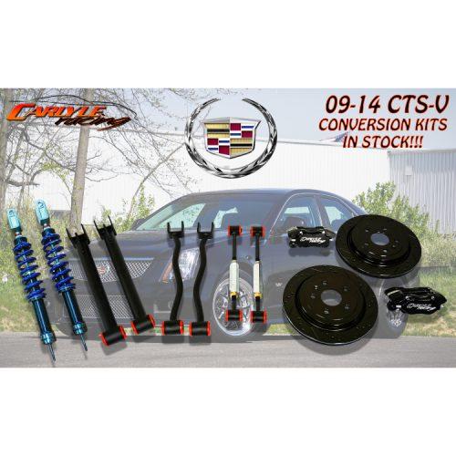 "Carlyle Racing CTS-V V2 15"" Brake Kit"