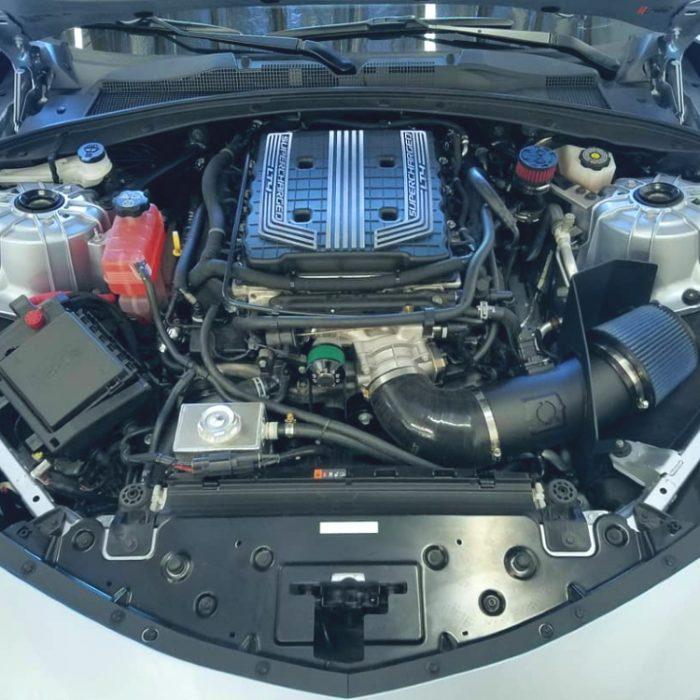 Cordes Performance Racing Chevrolet Camaro ZL1 2015+ V3 Engine Bay Expansion Tank
