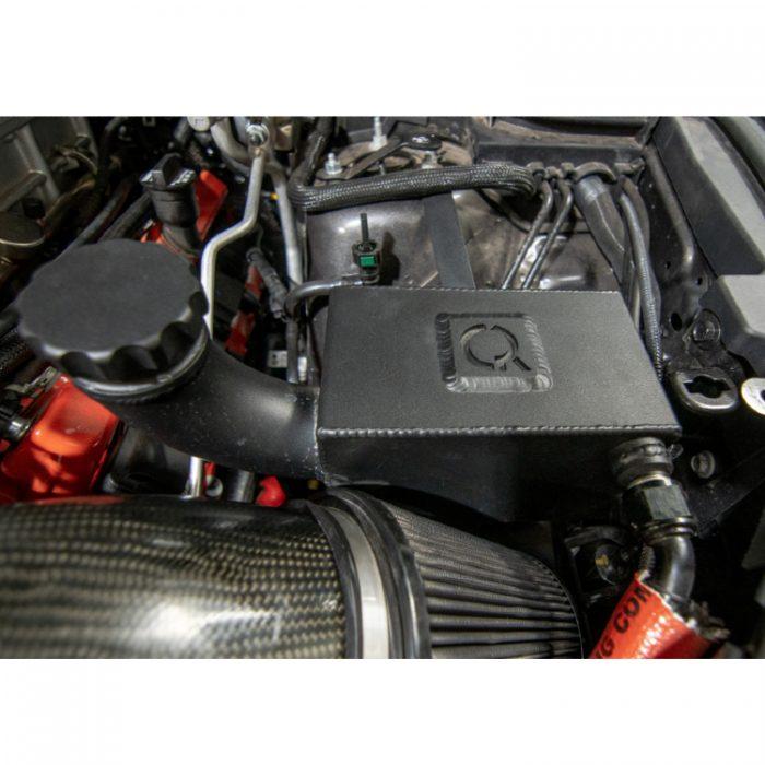 Cordes Performance Racing Jeep Trackhawk Engine Bay Ice Tank
