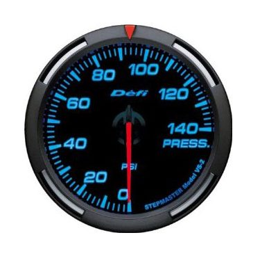 Defi Blue Racer Pressure
