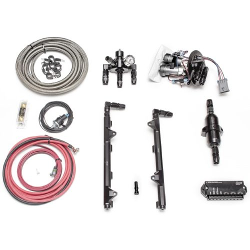 Fore Innovation Dodge Charger/Challenger Hellcat 2015+ L3 Dual Pump Fuel System