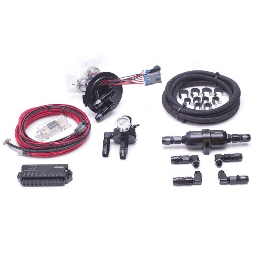 Fore Innovations Cadillac CTS-V 2009-15 L2 Dual Pump Fuel System