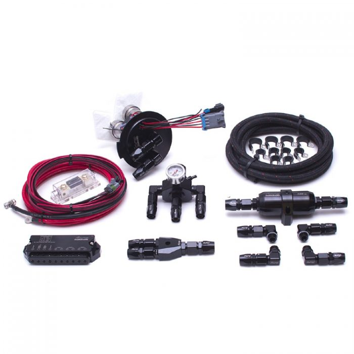 Fore Innovations Cadillac CTS-V 2009-15 L4 Dual Pump Fuel System