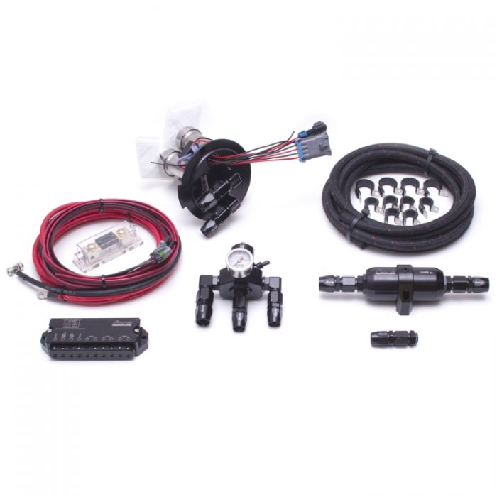 Fore Innovations Cadillac CTS-V L1 Fuel System (Triple Pump)
