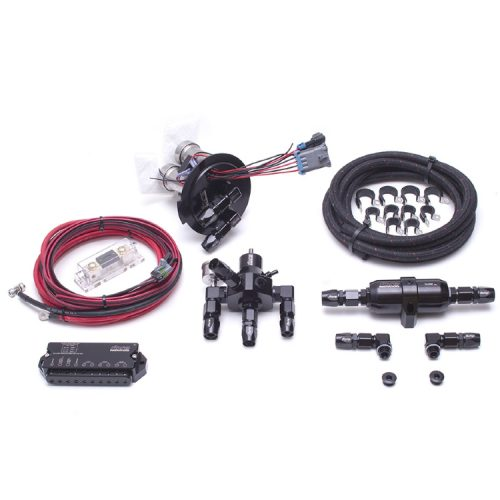 Fore Innovations Cadillac CTS-V L3 Fuel System (Triple Pump)