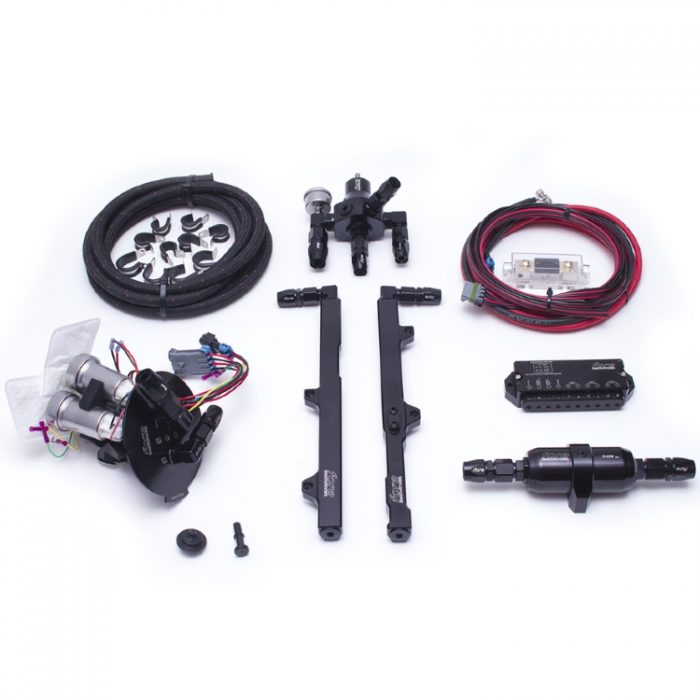 Fore Innovations Dodge LX/LC/LD 2005+ L3 Dual Pump Fuel System