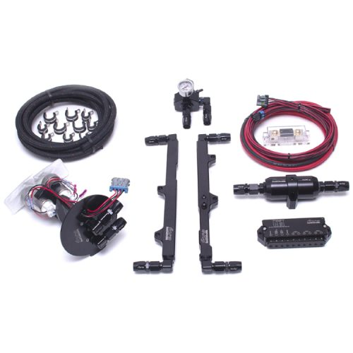 Fore Innovations Jeep Cherokee SRT8 WK1 2006-10 L2 Dual Pump Fuel System