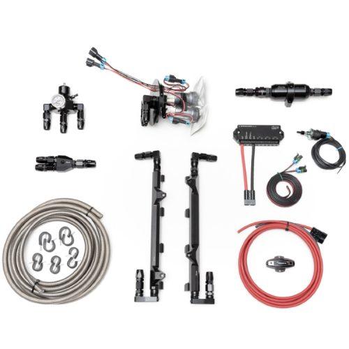 Fore Innovations Jeep Trackhawk 2018+ L4 Dual Pump Fuel System