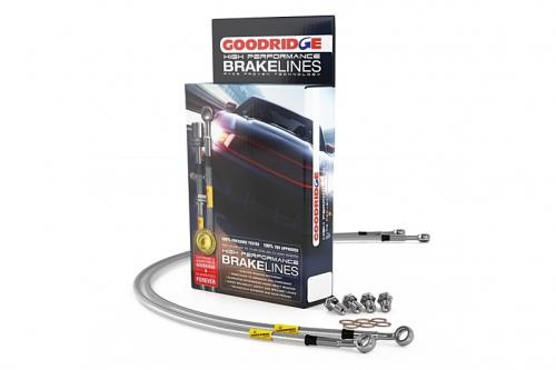 Goodridge Chevrolet Camaro 2016+ Camaro G-Stop 6 Piston Brembo Brake Line Kit