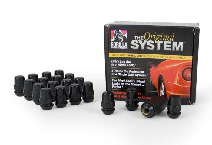 Gorilla Wheel Lock System 14mm x 1.5 RH