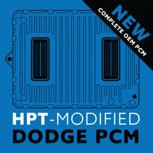 HP Tuners Dodge Modified PCM