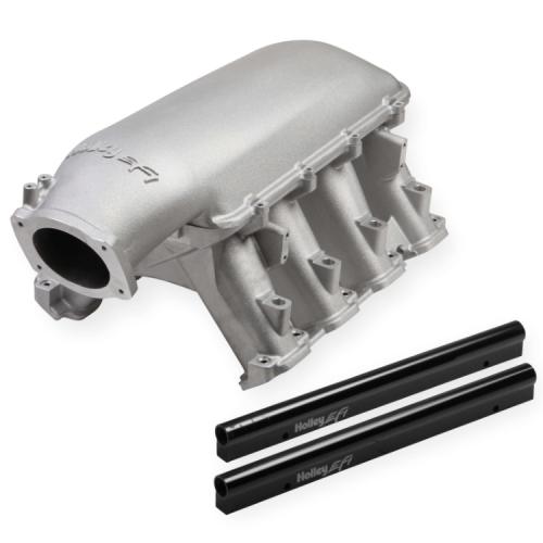 Holley Chevrolet Camaro SS 2016+ 105mm Modular Hi-Ram Intake Manifold Kit w/ Fuel Rails