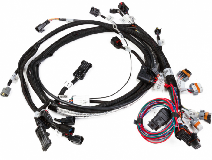 Holley GEN III HEMI MAIN HARNESS W/TPS AND IDLE AIR CONTROL CONNECTIONS