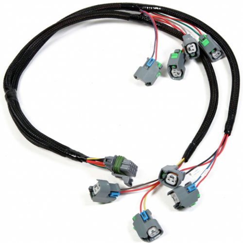 Holley LSX INJECTOR HARNESS - FOR EV6 STYLE INJECTORS
