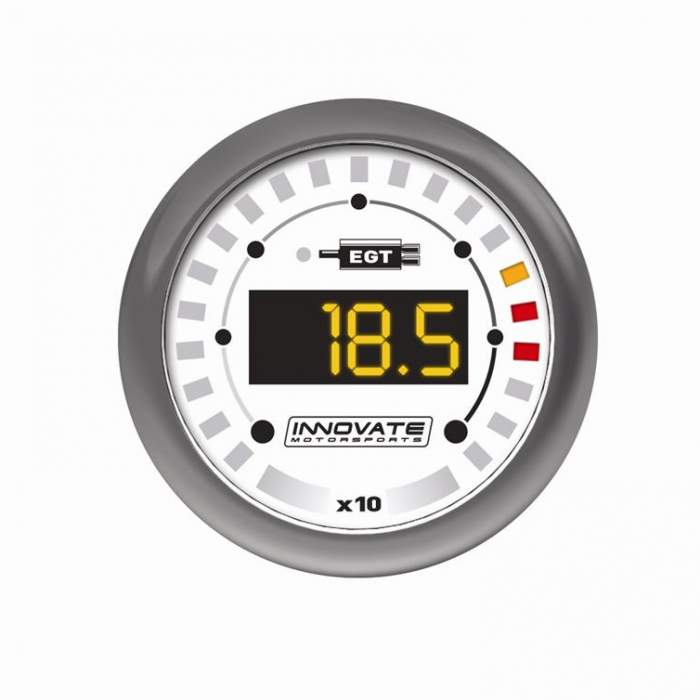 Innovate Motorsports MTX-D Digital Series Exhaust Gas Temperature Gauge
