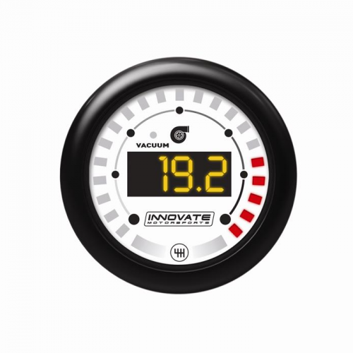 Innovate Motorsports MTX-D Digital Series Vacuum/Boost & Shift Light Gauge