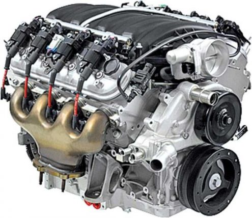 Gm Crate Engines >> Gm Ls7 427 Crate Engine