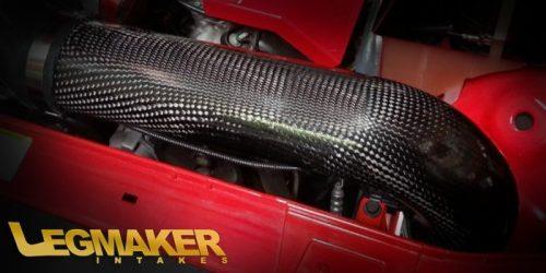 Legmaker Intakes Dodge Charger (300C)Challenger 2005+ 5.76.1L HEMI True CAI