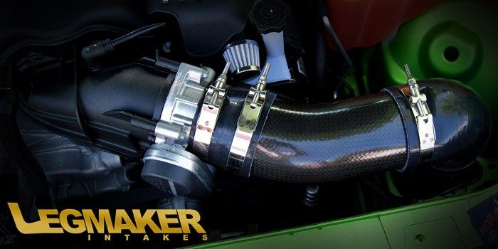Legmaker Intakes Dodge Charger (300C)Challenger 2011+ 6.4L HEMI True CAI