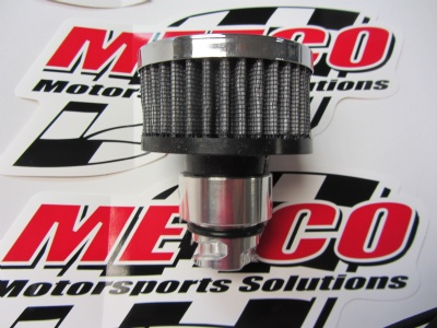 Metco Gen III HEMI Valve Cover Breather Twist In Oil Cap