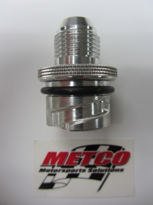 Metco Gen III HEMI Valve Cover Adapter (Driver's Side)