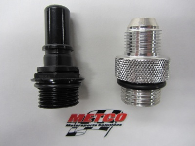 Metco Gen III HEMI Valve Cover Adapter (Pass. Side)