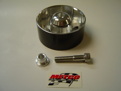Metco 2012-15 ZL1 Camaro 100mm Idler Pulley