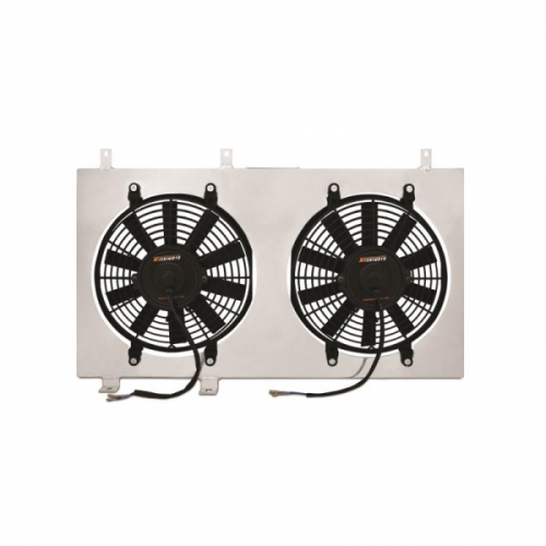 Dual Supra Elelctric Fans