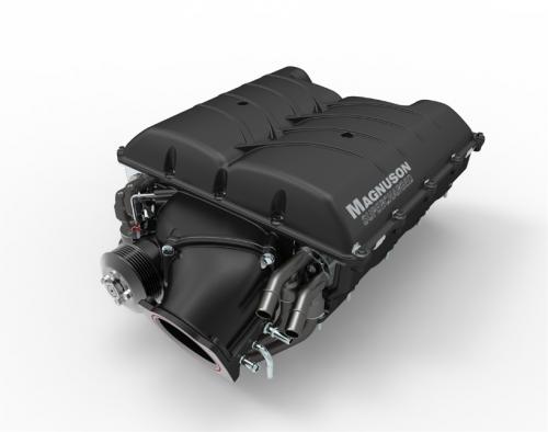 Magnuson Superchargers Chevrolet Camaro SS LT1 6.2L V8 Heartbeat Supercharger System