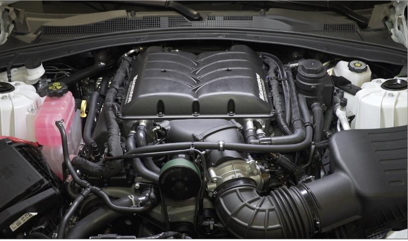 Magnuson Superchargers Chevrolet Camaro SS LT1 6 2L V8 Heartbeat  Supercharger System