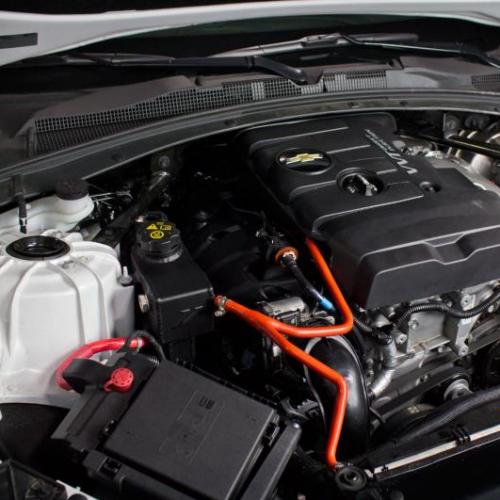 Mishimoto Chevrolet Camaro SS 2016+ Aluminum Coolant Expansion Tank