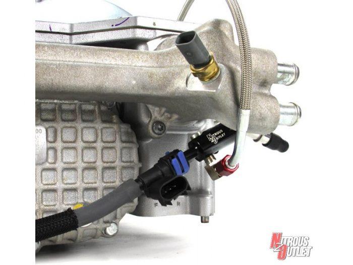 Nitrous Outlet SRT Hellcat 6.2L HEMI Plate System