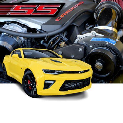 Procharger P-Series Chevrolet Camaro SS 2016-19 Supercharger Full System Kit (LT1)
