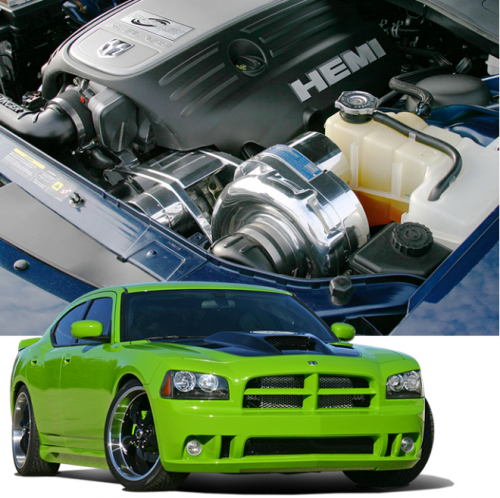 Procharger P-Series Dodge Charger R/T 2006-10 Supercharger Full System Kit (5.7 HEMI)