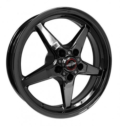 Race Star 92 Drag Star Dark Star 18x5 Hellcat