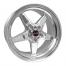 Race Star 92 Drag Star Polished 17x9.5 Dodge