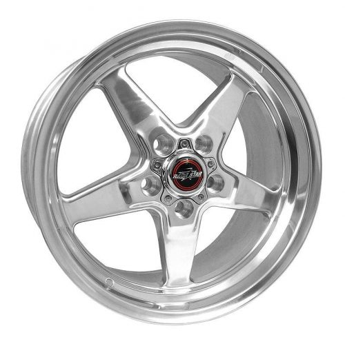 Race Star 92 Drag Star Polished 20x9 Dodge