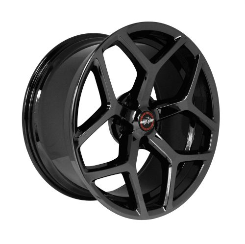 Race Star 95 Recluse Black Chrome 17x10.5 Dodge