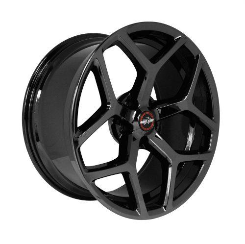 Race Star 95 Recluse Black Chrome 17x7 Dodge