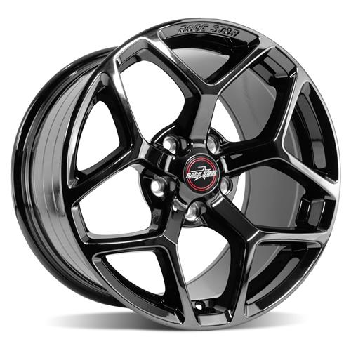 Race Star 95 Recluse Black Chrome 18x10.5 Dodge